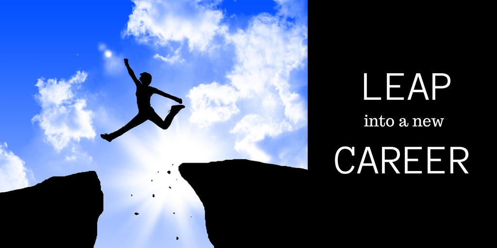 Leap into a new Career